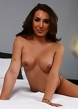 Chanel Santini jerks & sucks!