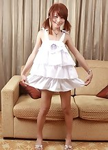Skinny Ladyboy Tus - All Natural Teen Dream